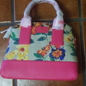 Kate Spade Floral New York Southport Avenue Bag